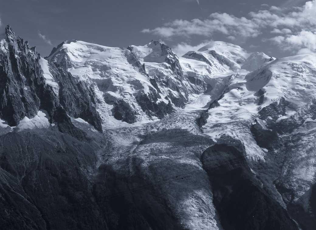 Cascade des Bossons - Hors Sentiers
