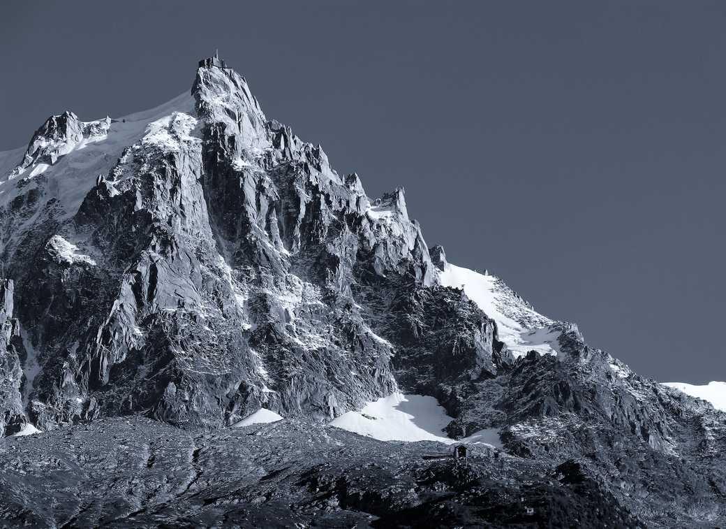 Aiguille du Midi - Hors Sentiers