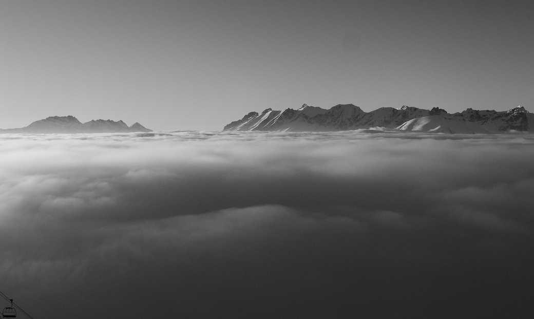 La Mer de la Tranquilité - Hors Sentiers