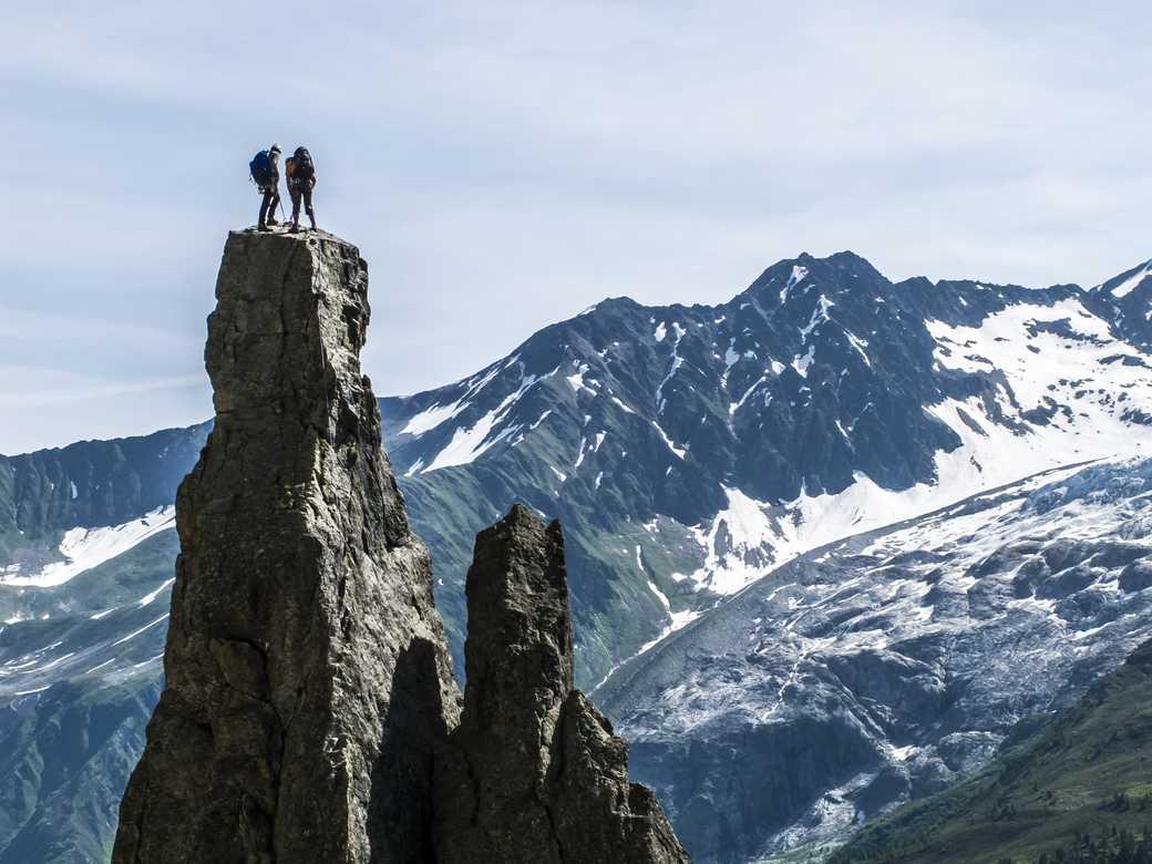 Aiguillette d'Argentière - Hors Sentiers