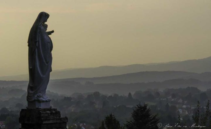 La Vierge d'Evette-Salbert - Hors Sentiers
