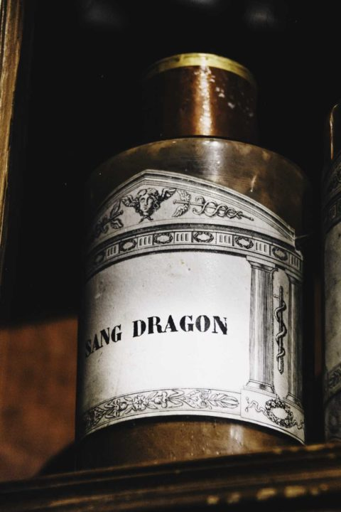 Potion de Sang Dragon - Hors Sentiers